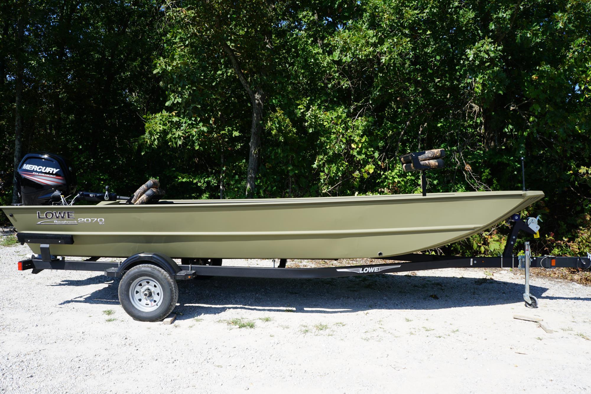 roughneck 2070 cc lowe boats - HD2000×1333