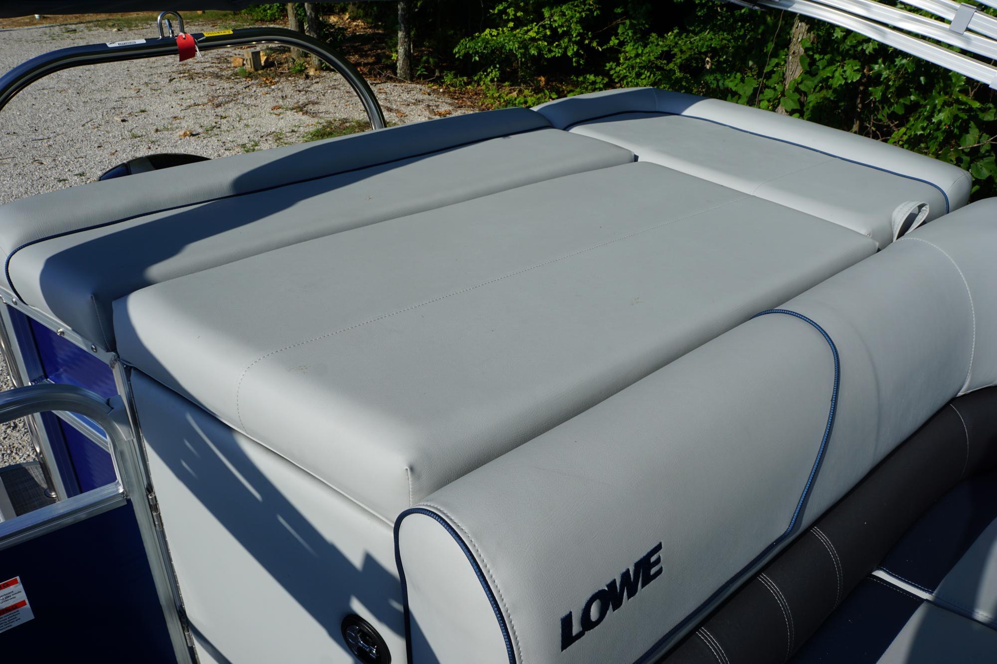 2019 LOWE SS210 W/ 150HP MERCURY